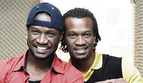 Peter Okoye departs from Psquare