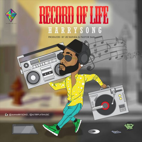 harrysong record of life