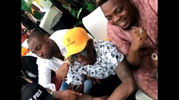 lil kesh, olamide and davido