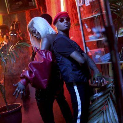 Photos: Tiwa Savage – Ma Lo ft. Wizkid (Video Loading..)