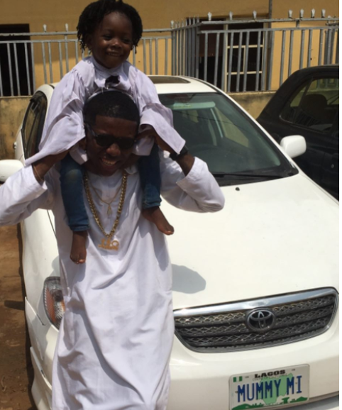 Small Doctor Buys His Mum a New Car (Photos)