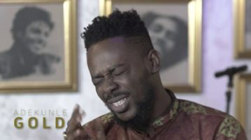 Adekunle Gold Performs Money