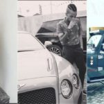 Tekno Shows Off His New  Wrangler Jeep He Bought For Lagos Rain (Photo)