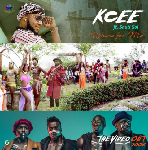 Kcee Wine For Me Ft. Sauti Sol