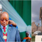 The Statue of Rochas(Zuma Statue)