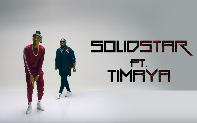Solid Star Ft. Timaya Silicon
