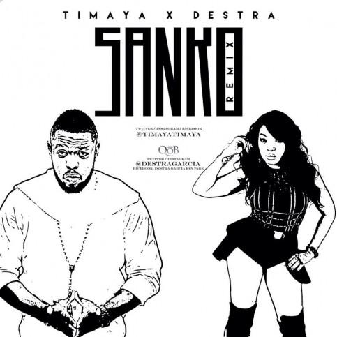 Throwback Music: Timaya – Sanko (Remix) ft. Destra