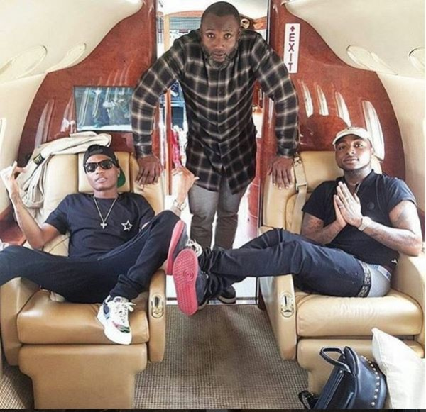 Things That Show Davido And Wizkid Are Enemies