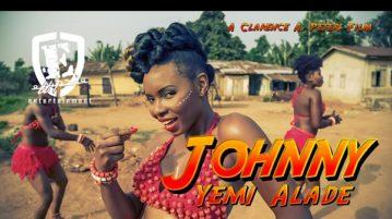 Yemi Alade Johnny