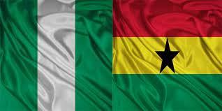ghana and nigeria