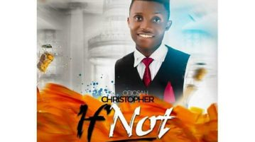 Christopher Obiosah If Not