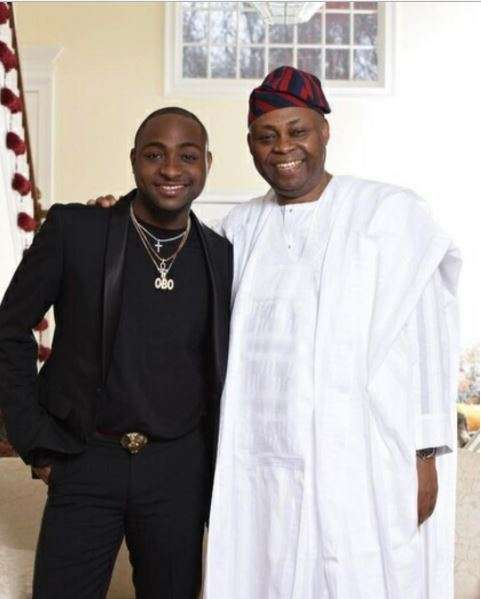 """Osun 2018: """"Adeleke is Not Interested in Seeking Any Political Office"""" - Davido's Father"""