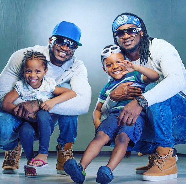 Psquare Is No More - Peter Okoye