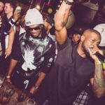 Peter & Paul Okoye Spotted Together In Lagos Club (Video)