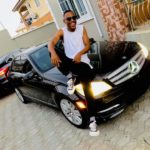 Mr 2kay acquires new Mercedes Benz C300