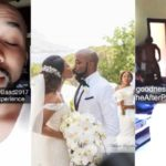 Banky W and Adesua reacts after nude video went viral