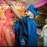 Banky W & Adesua Wed In Grand Style (Pictures)