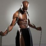 Nigerian rapper, Ikechukwu, aka Killzshows off his hot body