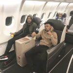 Mayorkun, LAX and Professor Wole Soyinka head to Cyprus(Photo)
