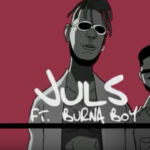 New Video: Juls ft. Burna Boy – Gwarn