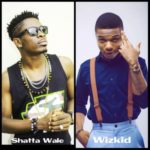 """Guy Man No Fit Guy Guy Man"" – Wizkid Shades Shatta Wale Upon Arrival In Ghana [Video]"
