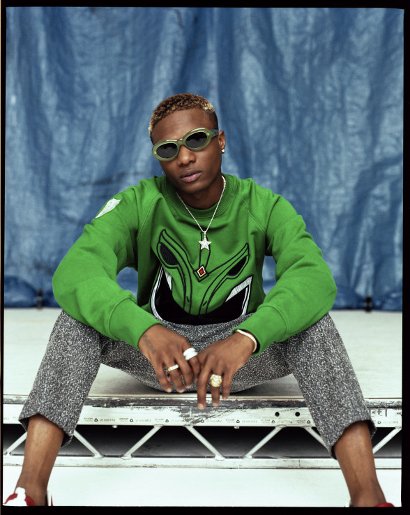 Wizkid dating manager