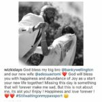 Banky W Excuses Wizkid's Absense From His White Wedding