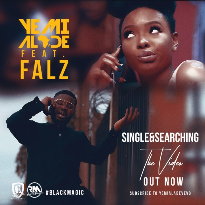 Yemi Alade ft. Falz Single & Searching