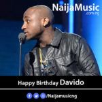 Happy Birthday to Davido