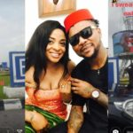 """*Bitches saying rubbish, what has your man done for you?"" – Oritsefemi's wife shuts down women criticizing their billboard"