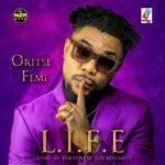 "Check Out OritseFemi Album Art & Tracklist To His New Album ""L.I.F.E"""