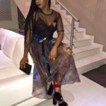 Check Out Genevieve Nnaji & DJ Cuppy's stylish looks to Art X Lagos fair (Photos)