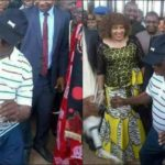 Ex-president Olusegun Obasanjo Showing Off His Dancing Skills (Photos)