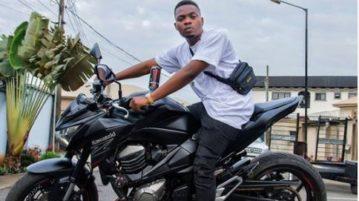 olamide powerbike
