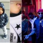 'More to come' – Wizkid says after announcing his 3rd son's name