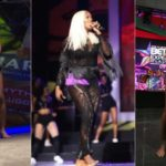 Tiwa Savage reacts to constant criticism that she performs barefooted