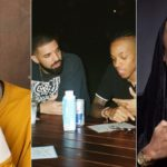 Davido reacts to Tekno meeting Drake