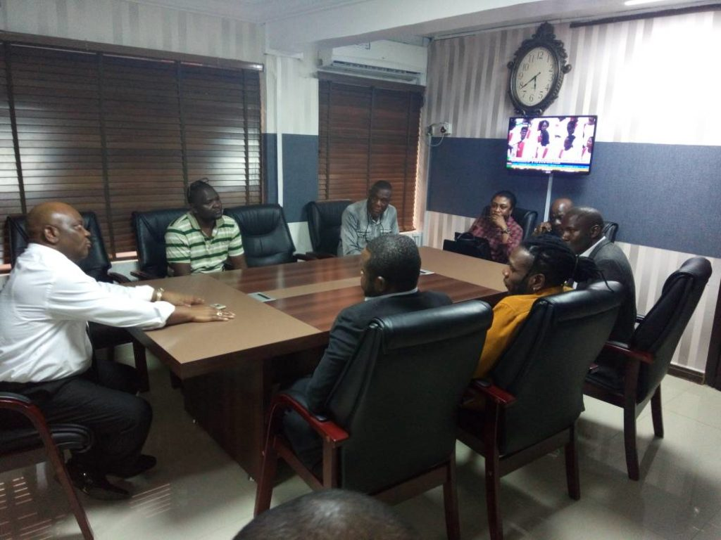 Burna Boy Officially Appears At The Police Station