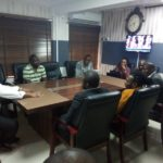 Burna Boy Officially Appears At The Police Station [Photos]