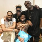 """Congratulations To The Man Of The Hour"" – D'Banj To Davido"