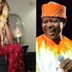 """I Need To Get Married In 2018 Before King Sunny Ade Retires""- DJ Cuppy Says and Sunny Ade Then Replies her"