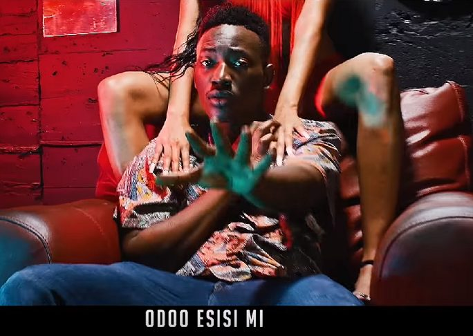 Dammy Krane – Odoo Esisi Mi (Your Body)