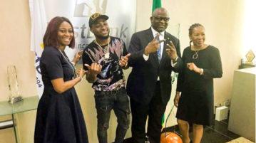 Davido Lands Deal With First Bank Nigeria