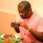 """If you want to slide into my DM, come with something tangible"" – Don Jazzy"