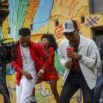 B-T-S Pictures of Humblesmith & Olamide's Video For Abakaliki To Lasgidi