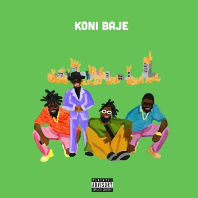 Burna Boy – Koni Baje
