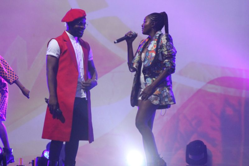 See 9 Costumes Falz Wore On Stage At The Falz Experience