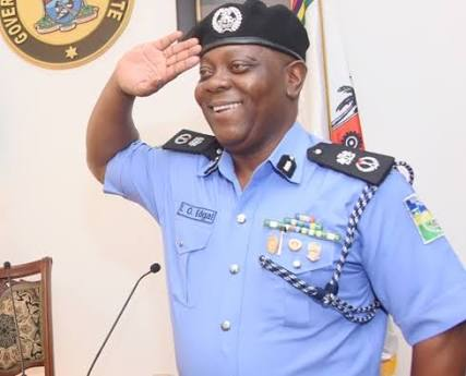 Lagos Commissioner of police