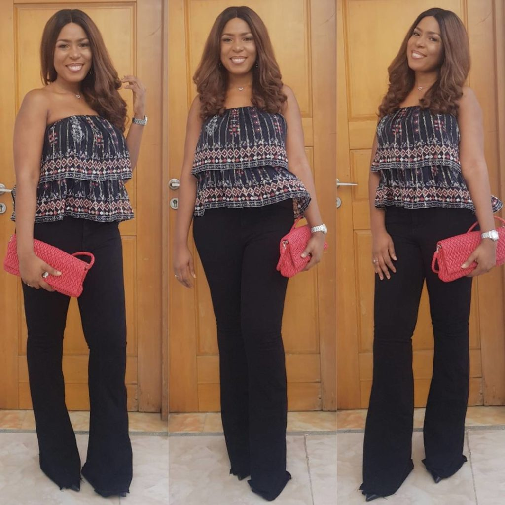 Linda Ikeji photos