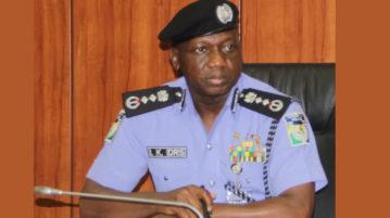 Nigeria Police IG SARS